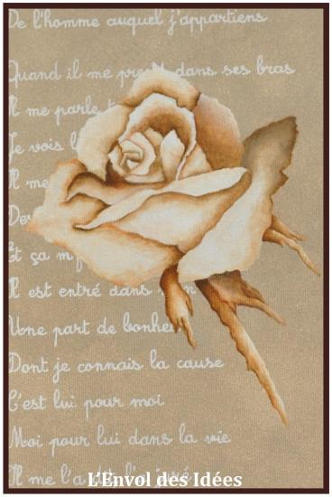 La vie en rose détails 1