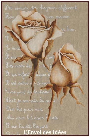 La vie en rose détails 2