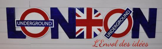 London en entier
