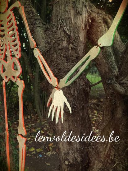 Squelettes amour